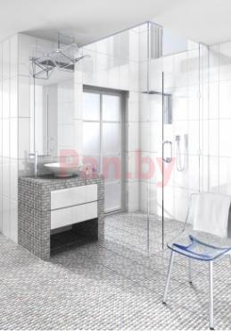 Керамическая плитка (кафель) для пола глазурованная Belani Терраццо G синий 298х298 фото № 3